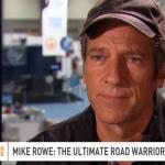 mike rowe hln ultimate road warrior