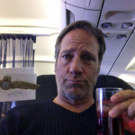 Mike Rowe at 37,000 Feet