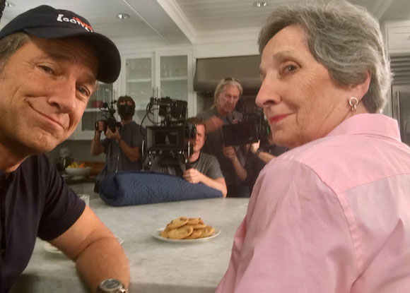 ACTION - Mike, Peggy BTS