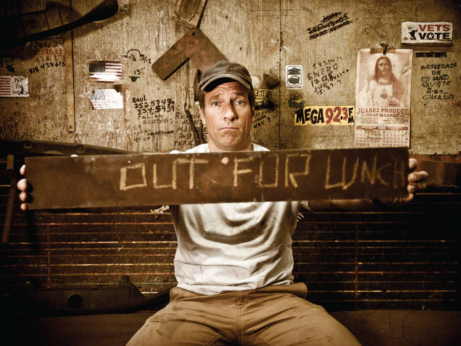 mike rowe podcast
