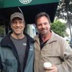Mike Rowe and Steve Watson