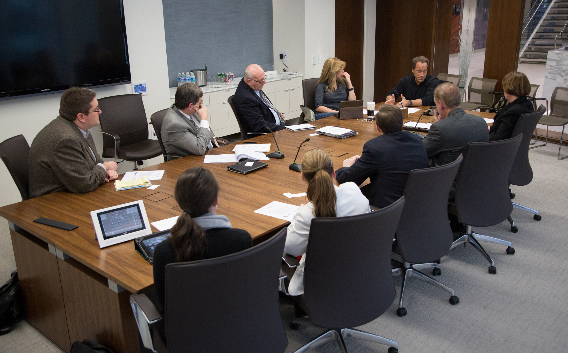 A DC Boardroom