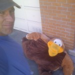Mike Rowe and the Stuffed Duck