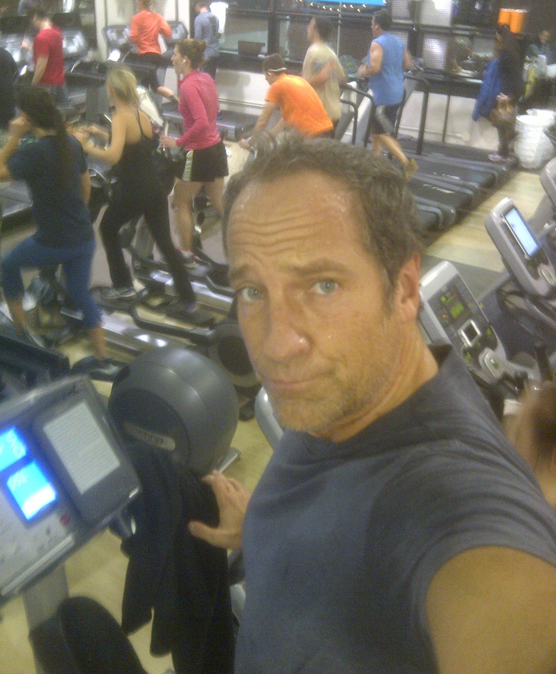 Mike rowe weight