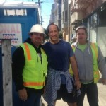 Mike Rowe and the Port-a-Potty
