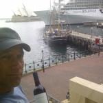 Mike Rowe in Sydney