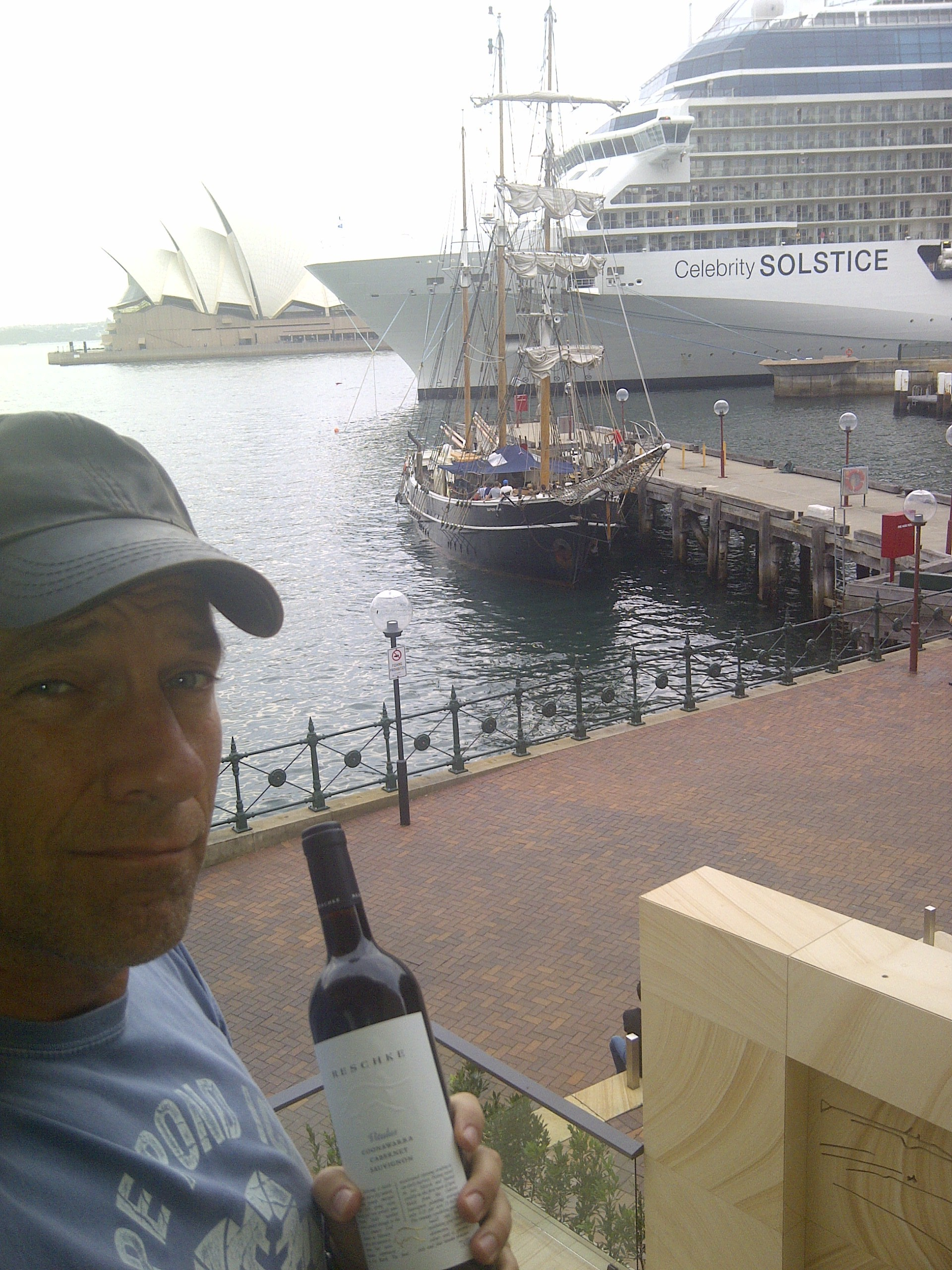 Mike Rowe in Sydney