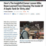 Here's The Insightful Career Lesson Mike Rowe Learned