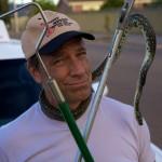 Mike Rowe Deadly Snake Wrangler