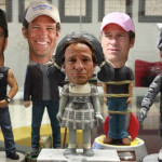 Bobble-Head Mikes