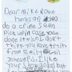 Emily's SGDI Letter