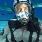 Mike Rowe Shark Week 2008