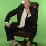 Mike Rowe-High Heels-Santa