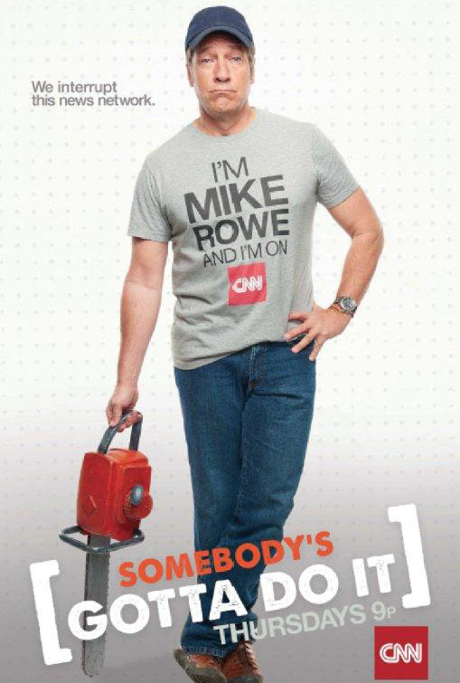Mike rowes new show