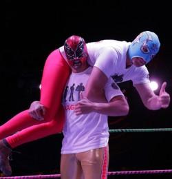 CNN: The art of lucha libre