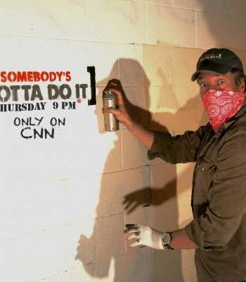 """New Season of """"Somebody's Gotta Do It"""" Thursday Nights at 9 pm on CNN"""