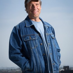 Mike Rowe - Booking page