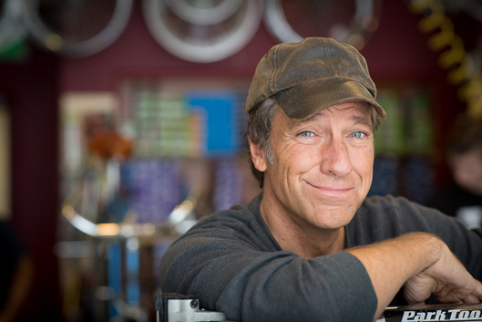 mike rowe - booking page about mike