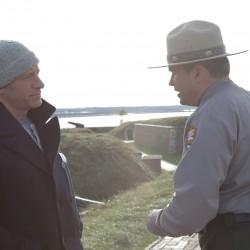 Fort McHenry - Mike, Ranger Vince