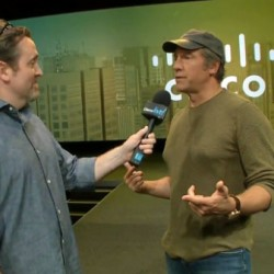 CiscoLive Backstage Pass Mike Rowe