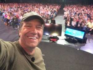Mike Rowe - CiscoLive 2015