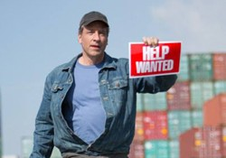 mike rowe - help wanted work ethic