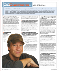 Featured photo Mike Rowe - HVACR Business