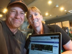OTW - Facebook Goal - Mike Rowe - Jen Haney