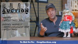 mike rowe merry doll crap