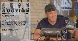 Mike Rowe - Heavy Metal Freddy - CAT C.R.A.P.