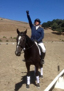 Mike Rowe - Dressage
