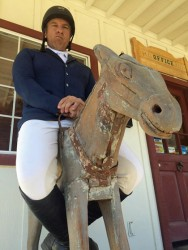 Mike Rowe - Hobby Horse - Dressage