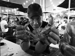 Mike Rowe - Maryland Blue Crab