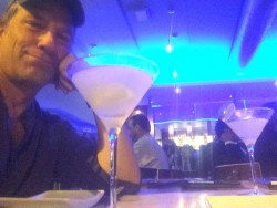 Mike Rowe - Maryland Blue Crab - Martini