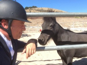 Mike Rowe - Pony - Dressage