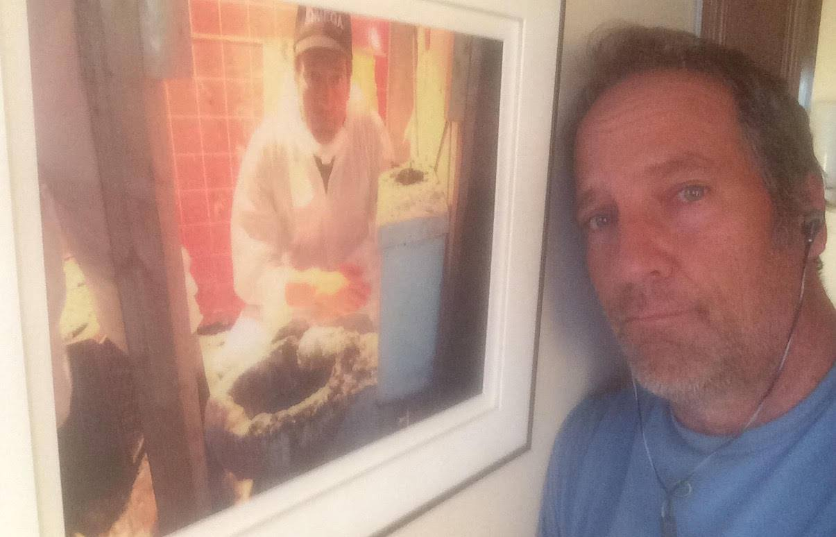 mike rowe -  otw: what's on your wall