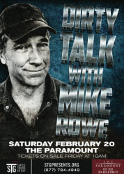 Mike Rowe - Dirty Talk