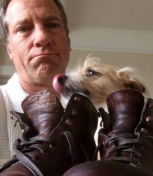 Mike Rowe Freddy Boots