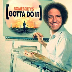 mike rowe bob ross