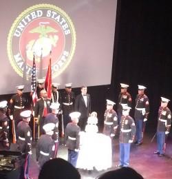 I'm Thanking The Marines