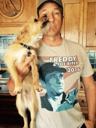 Freddy and The Biped 2016