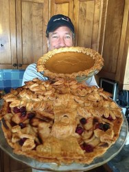 Mike Rowe - pies