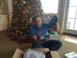 mike rowe bobblehead christmas tree