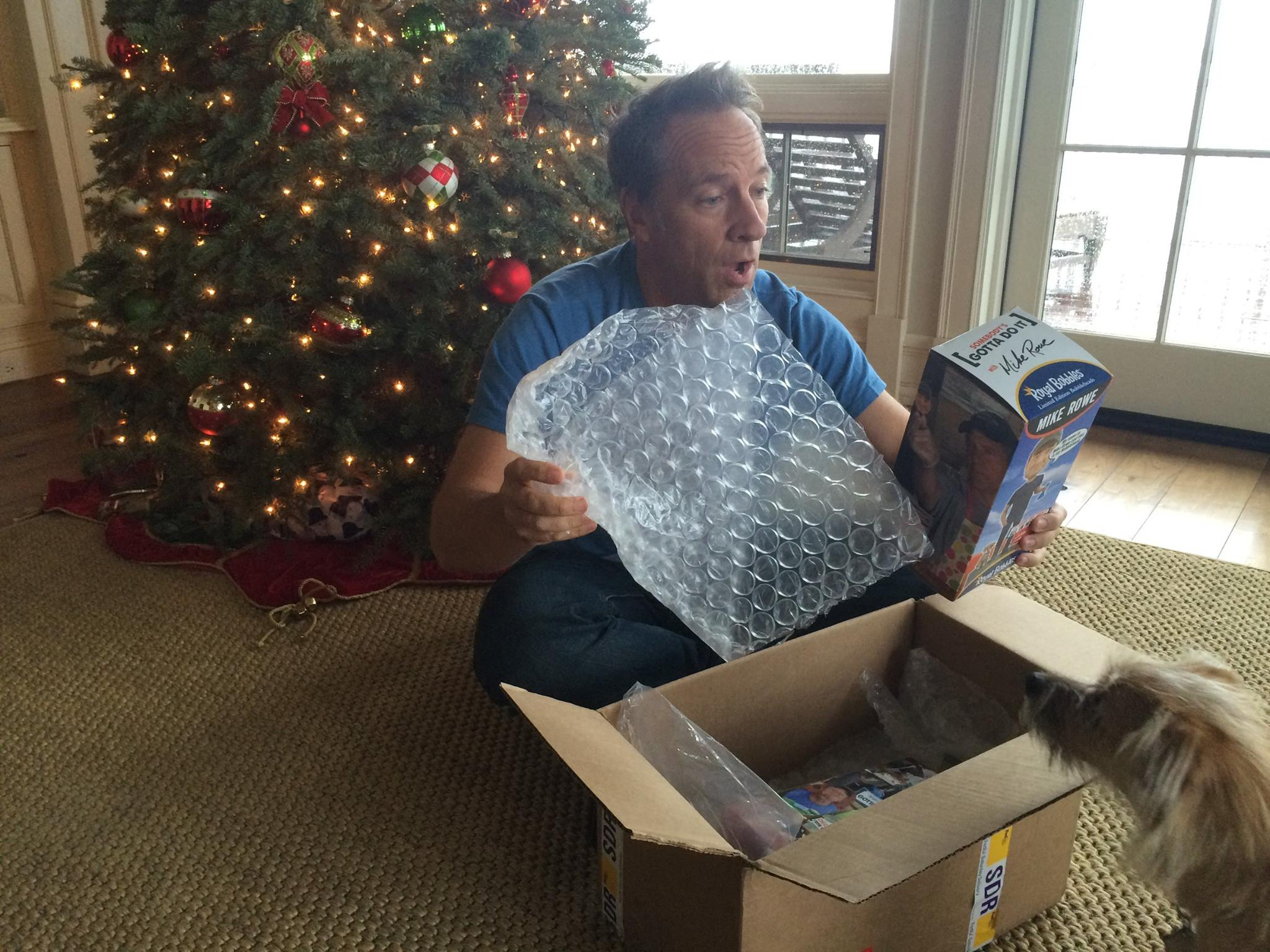 Just in Time for Christmas!!! – Mike Rowe