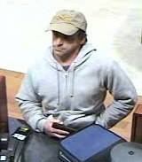 Bank Robber Medford OR