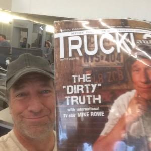 Mike Rowe - Trucking News