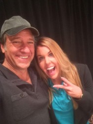 Mike Rowe & Lauren