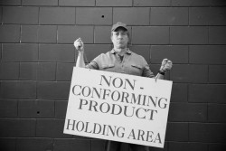 Mike Rowe, Non Conforming