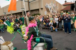 Mike Rowe - St. Patricks Day Parade 2008