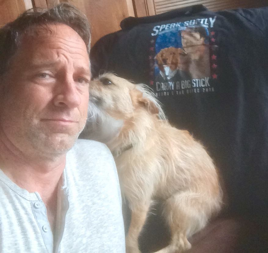fwf - Mike Rowe and Freddy